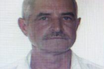 Bărbat din Făurei dispărut de acasă