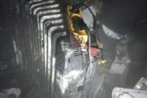Incendiu la un apartament din Piatra Neamț provocat de un prelungitor electric cu probleme