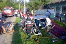 Accident rutier grav cu 5 victime, în comuna Pipirig