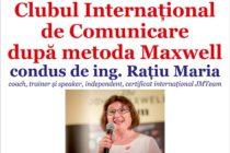 Lansarea Clubului de Comunicare, la Biblioteca Județeană G. T. Kirileanu