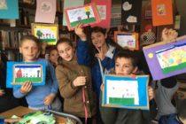 Atelier de creație și îndemânare pentru copiii din cartierul Speranța
