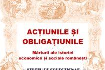 Expoziție de acțiuni și obligațiuni vechi la Muzeul de Istorie Piatra Neamț