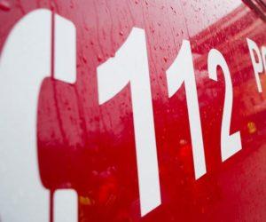 Intervenție pentru salvarea unei persoane căzute de la înălțime în Piatra Neamț