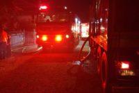 O locuință din Stănița a luat foc din cauza unui scurtcircuit electric