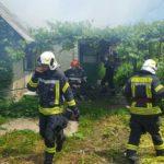 Incendiu locuinta satul Bistrita (5)