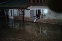 Noaptea trecută, ploile au produs un dezastru în mai multe zone din Neamț