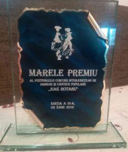 Premiul Nae Rotaru canto traditional