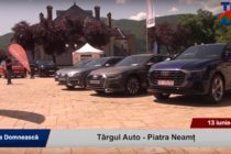 S-a deschis Salonul Auto de la Piatra Neamț, 13-16 iunie 2019