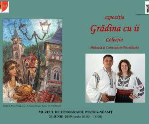 """""""Grădina cu ii"""", o expoziție inedită la Piatra Neamț"""