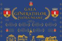 Elevi premiați la Gala Generațiilor, la Cinema Mon Amour din Piatra Neamț