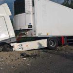 Accident autoturism autotren (2)