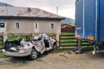 4 tineri au murit într-un accident rutier, pe raza comunei Ceahlău