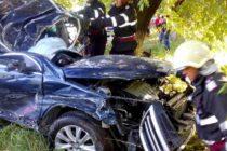 Un tânăr de 24 de ani și-a pierdut viața în urma unui accident rutier