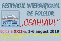 Festivalul Internațional de Folclor va debuta joi, 1 august