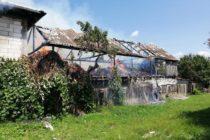 Incendiu pus intenționat la o locuință din comuna Moldoveni