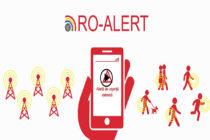 Începând de mâine, 17 iulie, va fi testat sistemul RO-ALERT în Neamț