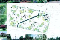 Grădini publice urbane în cartierele Speranța și Văleni