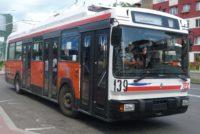 Subvențiile pentru transportul public de persoane de la Troleibuzul vor fi suportate de primării
