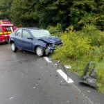 Accident rutier Grinties (1)