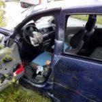 Accident rutier Grinties (3)