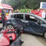 Accident rutier comuna Ceahlau (1)