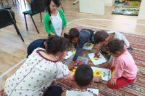 Ateliere de vară dedicate copiilor ce provin din medii dezavantajate