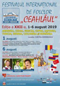Festivalul de folclor 6 august