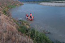 Pompierii au găsit trupul fetiței înecate în râul Moldova