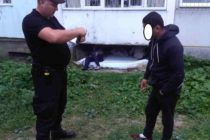 Acțiune a Poliției Locale pentru combaterea cerșetoriei și a faptelor antisociale