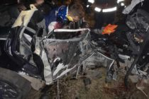 Accident tragic în comuna Secuieni: 5 victime dintre care 2 decedate