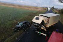 Accident rutier pe DN2 soldat cu decesul unui cetățean israelian