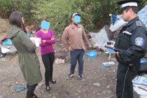 Acțiune de combatere a cerșetoriei și faptelor antisociale