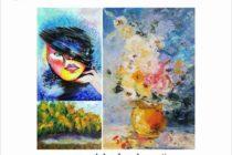 """""""Bucurii de toamnă"""", expoziție de pictură la Biblioteca Județeană"""