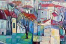 """""""Atelier 2019"""" – expoziție de pictură Mircea Titus Romanescu"""