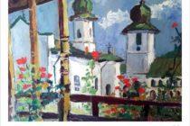 O nouă expoziție de pictură Dumitru Bezem