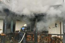 Incendiu la o chilie de la Mănăstirea Secu provocat de o candelă nesupravegheată