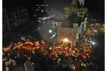 Peste 2000 de pelerini au participat la procesiunea cu moaște de la Mănăstirea Nechit