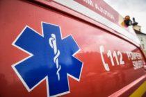 Un bărbat de 50 de ani a decedat pe marginea drumului în urma unui stop cardiac