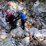 Salvare turisti jandarmi montani (1)