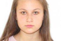 Minoră din Urecheni dispărută de acasă