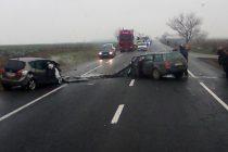 Accident rutier tragic în localitatea Săbăoani. 2 persoane au decedat.