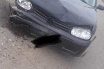 Accident rutier între un autoturism și un microbuz cu 3 victime