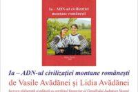 """Lansare de carte: """"Ia – ADN-ul civilizației montane românești"""""""