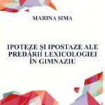coperta carte MArina Sima