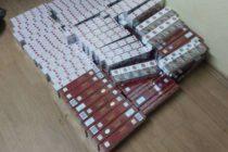 19.000 de țigarete fără timbru descoperite în mașina unui bărbat din com. Ștefan cel Mare