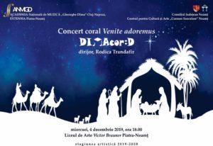 concert coral DIMACORD