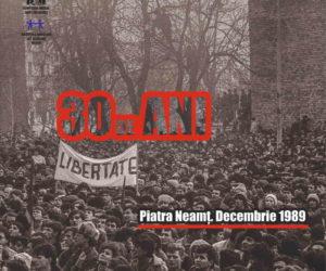 30 de ani de la Revoluție marcați printr-o expoziție inedită de Complexul Muzeal Neamț