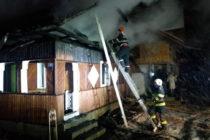 Incendiu la o locuință din localitatea Ceahlău