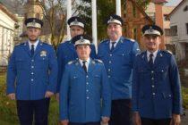 Jandarmi avansați în grad cu ocazia Zilei Naționale a României