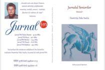 """Cartea """"Jurnalul seniorilor"""" lansată la Biblioteca Județeană"""
